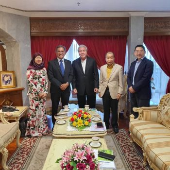 KTP Paid a Courtesy Call in Kuching, Sarawak