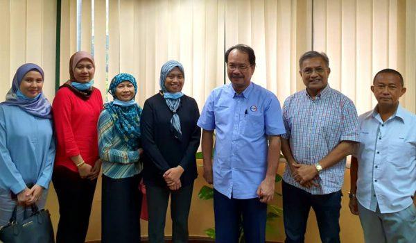 KTP meeting with Johor Skills Development Centre