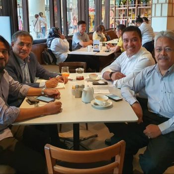 KTP members discussion on 30th January 2020