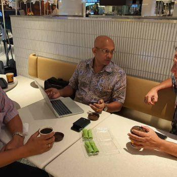 Meeting On e-Dagang The KTP e-Commerce Platform