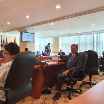 Meeting at Ministry of Entrepreneur Development and Cooperative (2)
