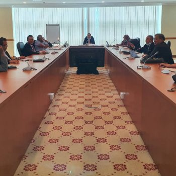 Meeting at Ministry of Entrepreneur Development and Cooperative (3)