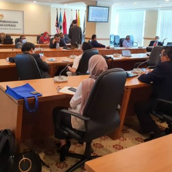 Meeting at Ministry of Entrepreneur Development and Cooperative (5)