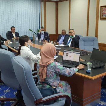 Meeting at Ministry of Entrepreneur Development and Cooperatives (1)