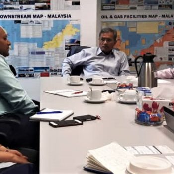 Meeting with Houston Technology Center (2)