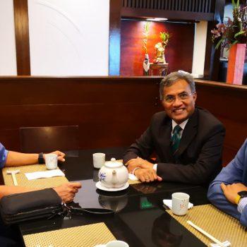 Meeting with KPRJ