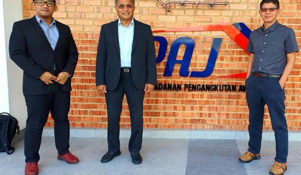 Meeting with Perbadanan Pengangkutan Awam Johor (1)